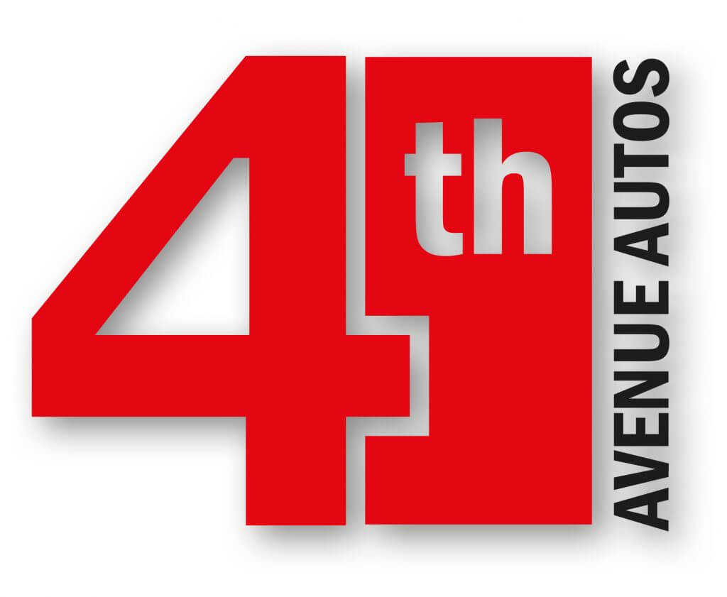 4th Avenue Auto Branding Logo Design